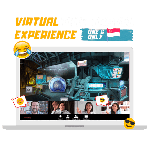 Virtual Time Travel