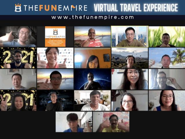 Virtual Travel Experience