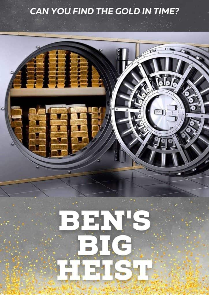 Ben's Big Heist - Team Building Games