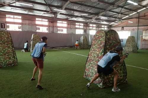 Laser Tag Games in Singapore