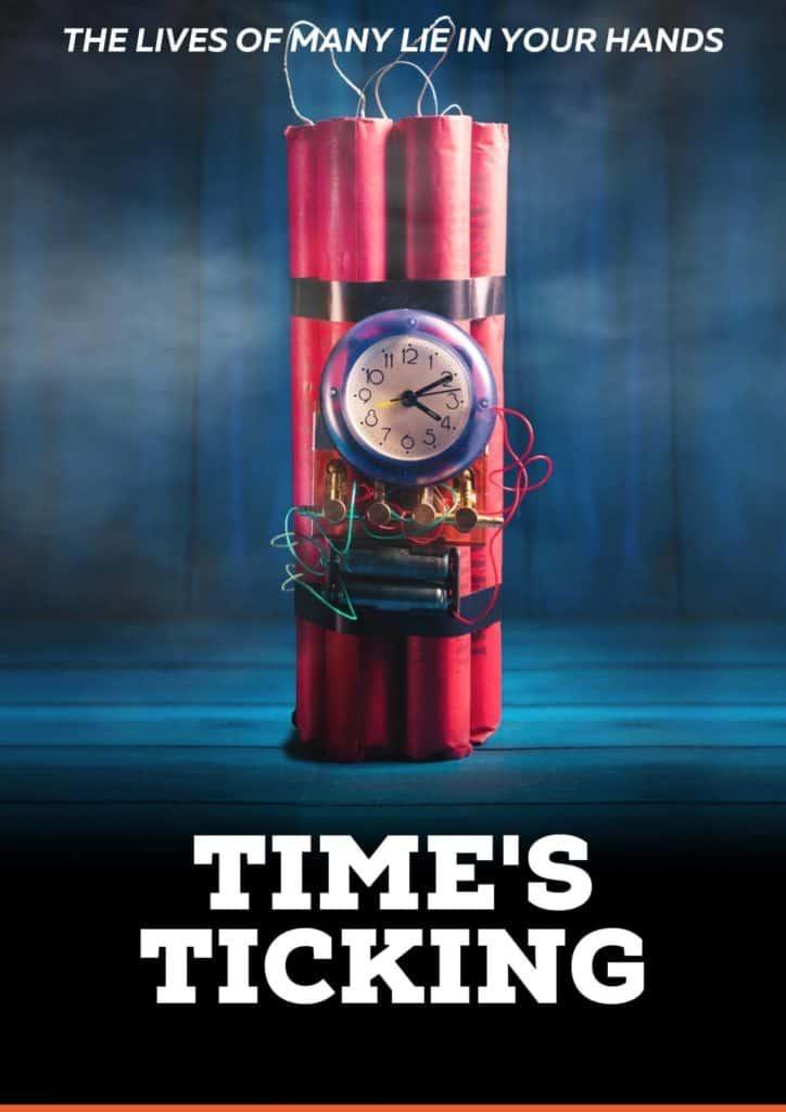 Time's Ticking Escape Room Singapore